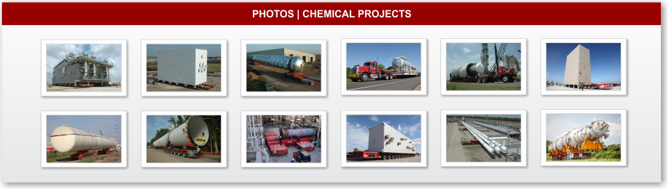 Berard Chemical Projects