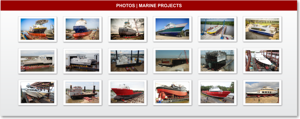 Berard Marine Projects