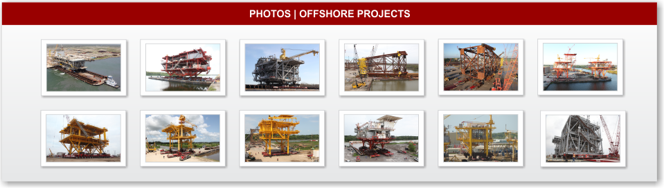 Berard Offshore Projects